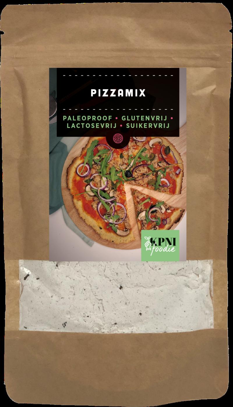 KPNI foodie pizzamix